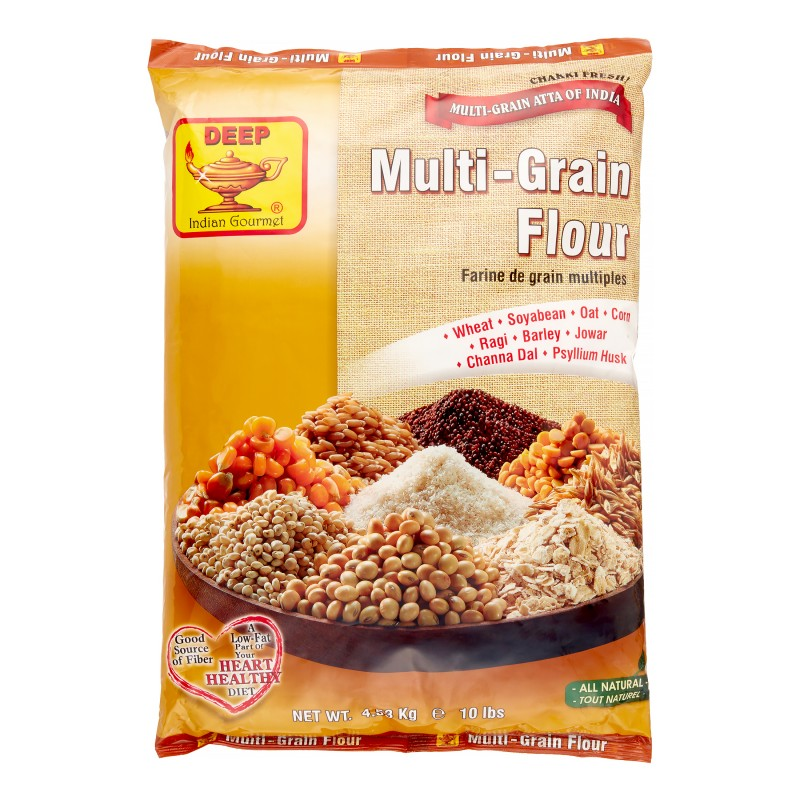 Deep Multi-Grain Flour