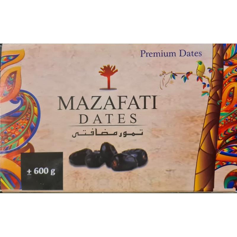 Mazafati Dates 600g