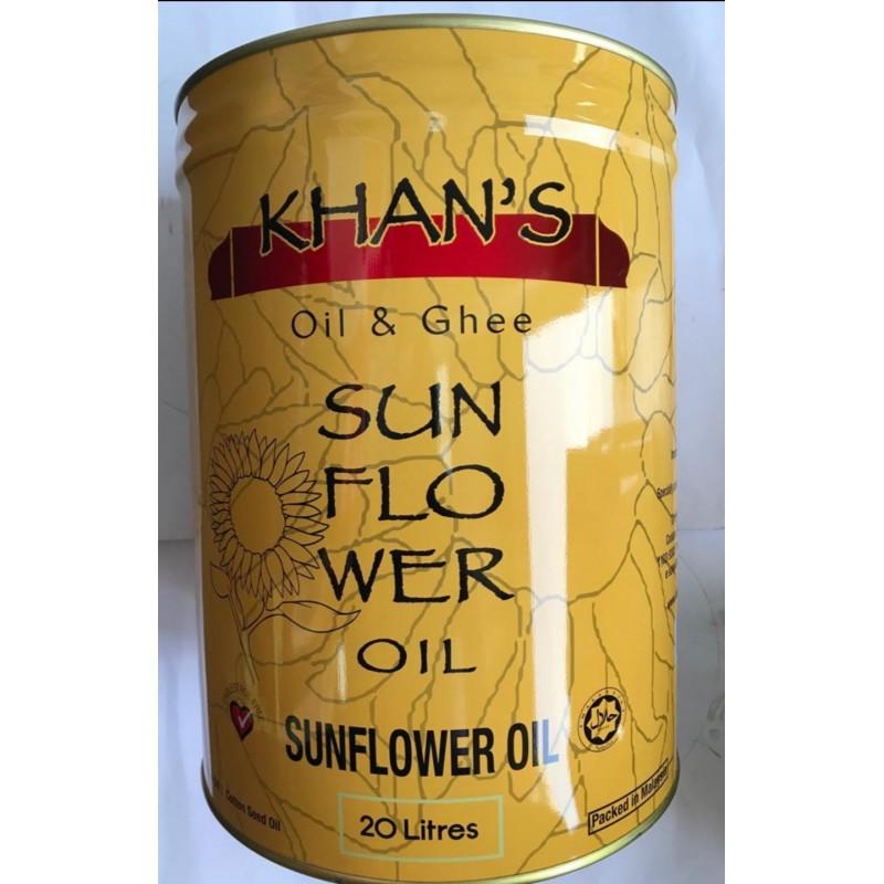 Sunflower Oil 20LT