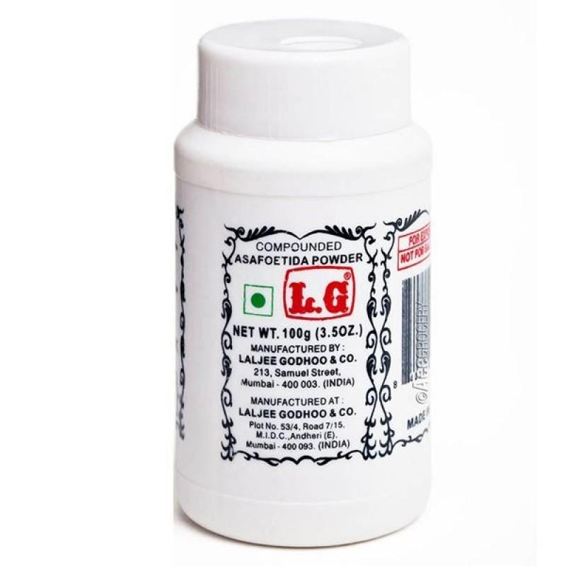 Asafoetida (L.G Brand) 100G